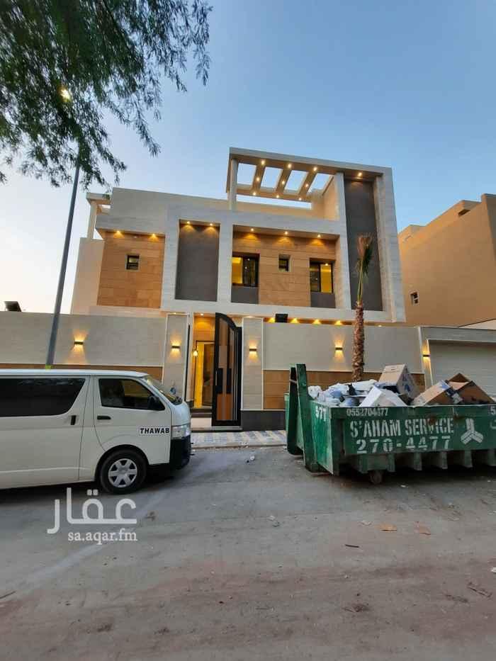 فيلا للبيع في شارع الشيخ حسين بن حسن ، حي الواحة ، الرياض ، الرياض