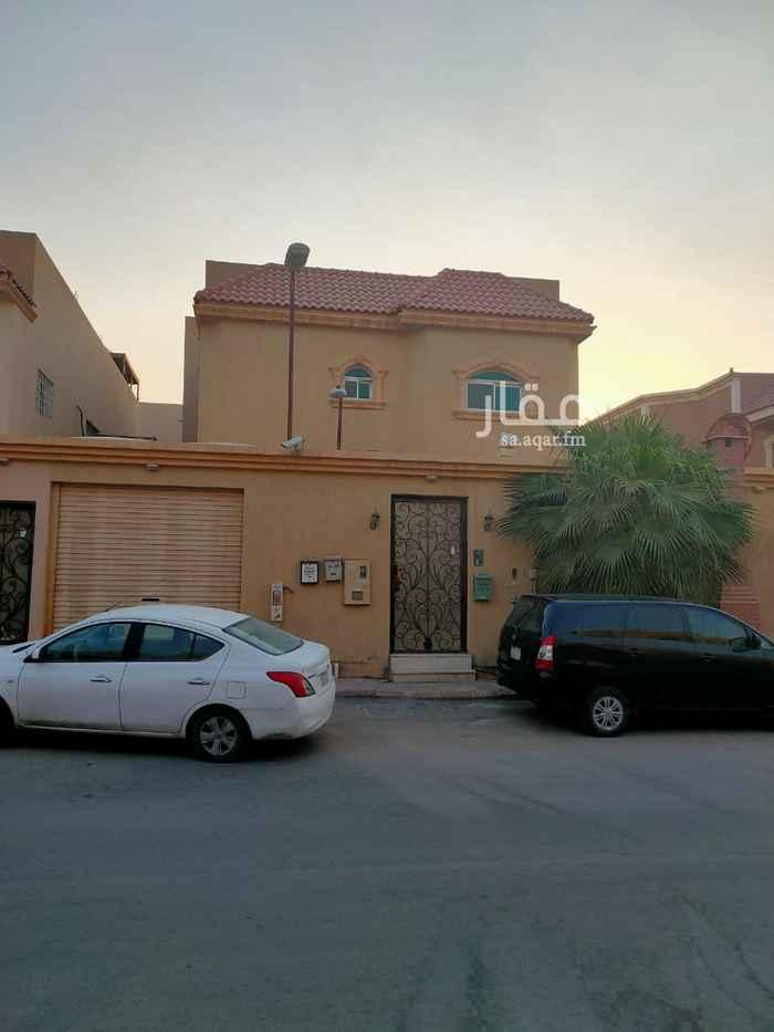 فيلا للبيع في شارع وادي الجريرة ، حي الصحافة ، الرياض ، الرياض