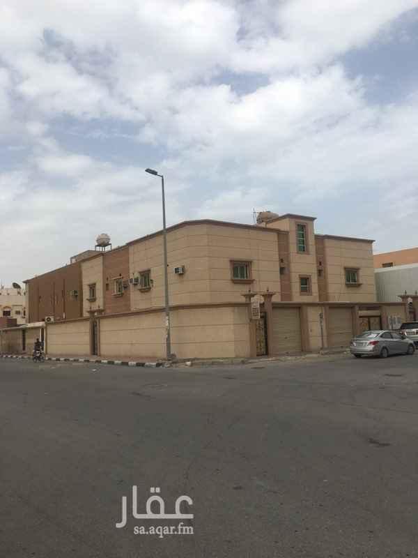 شقة للإيجار في شارع حمزة الكندي ، حي بدر ، الدمام ، الدمام