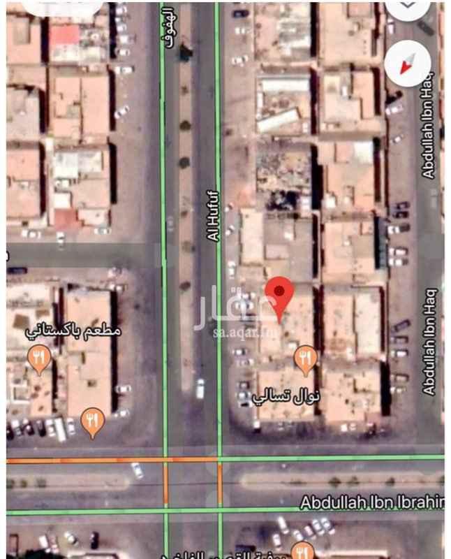 عمارة للبيع في شارع الهفوف ، حي النسيم الشرقي ، الرياض