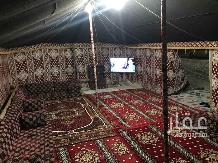 مخيم للإيجار في طريق الملك فهد ، حي المطار ، الدمام ، الدمام