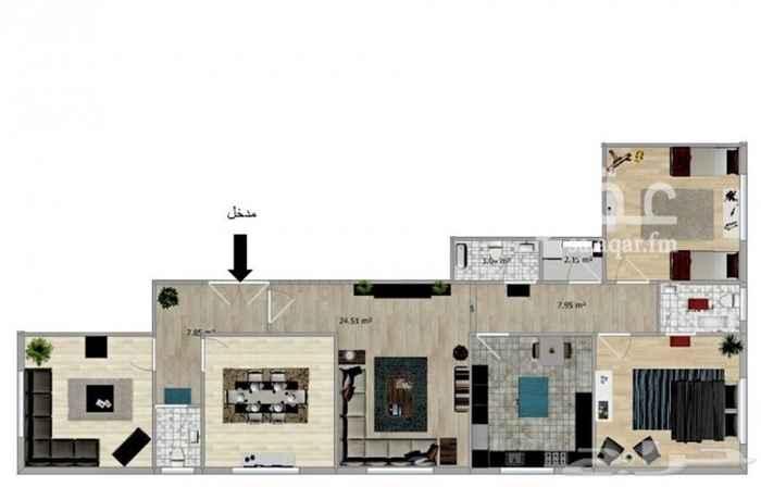 شقة للبيع في طريق الملك عبد العزيز ، حي العريض ، المدينة المنورة ، المدينة المنورة