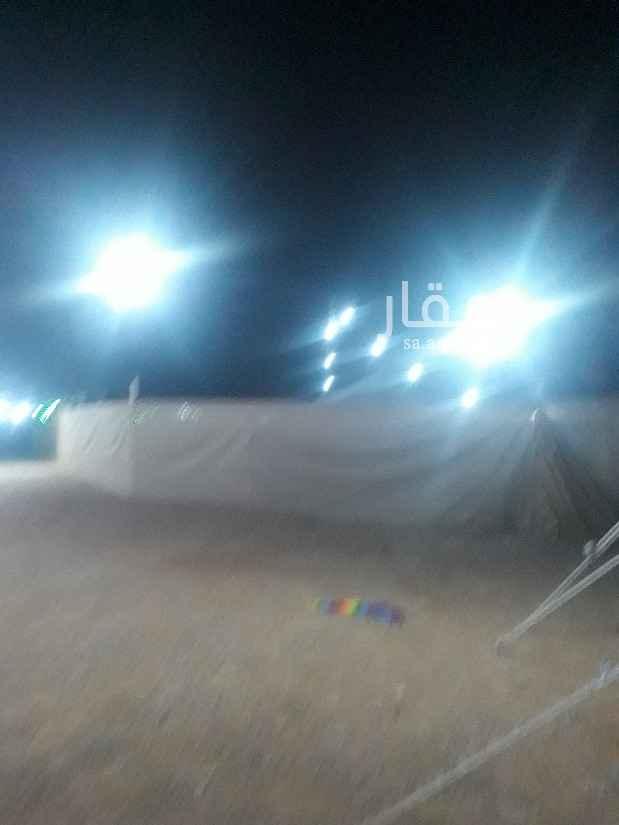 مخيم للإيجار في طريق روضة خريم ، رماح
