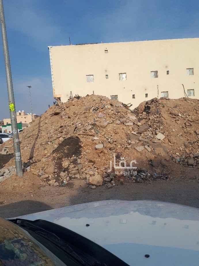 أرض للبيع في شارع البجادية ، حي غرناطة ، الرياض