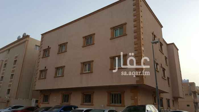 شقة للإيجار في شارع ثابت بن عدي ، حي الضباط ، الرياض