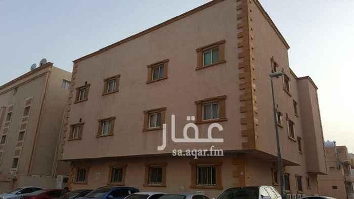 شقة للإيجار في شارع جابر بن سفيان ، حي الضباط ، الرياض ، الرياض