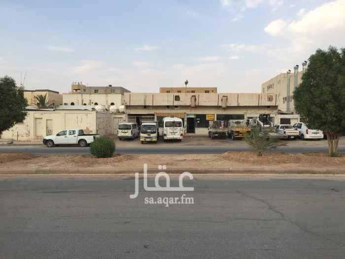 أرض للإيجار في شارع السلطان قابوس بن سعيد ، حي المعيزيلة ، الرياض