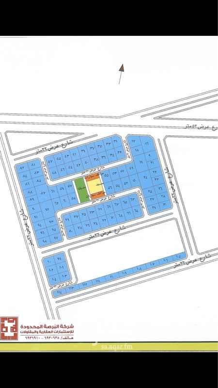 أرض للبيع في طريق الملك سعود ، حي الصواري ، جدة