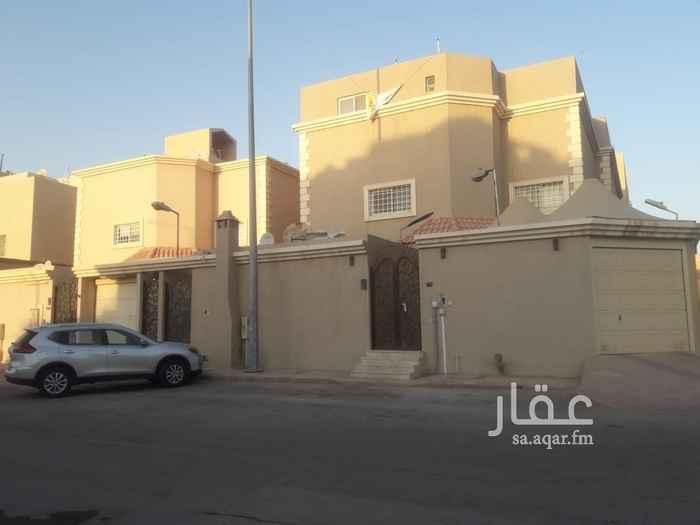 فيلا للبيع في شارع مالي ، حي العقيق ، الرياض