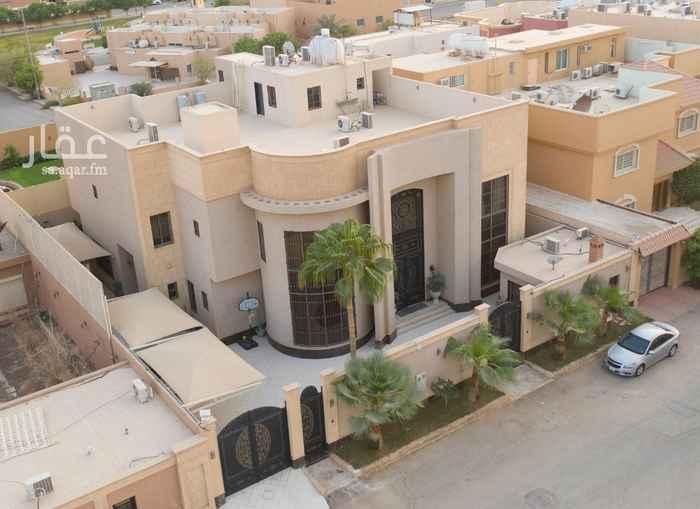 فيلا للبيع في شارع نايف الحميدي حمدان العتيبي ، الرياض