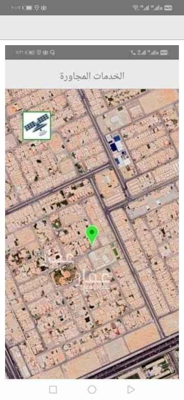 أرض للبيع في شارع جبل طويق ، حي الصحافة ، الرياض