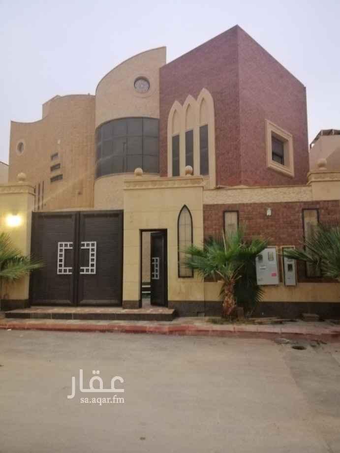 فيلا للبيع في شارع جبل اخزم ، حي النخيل ، الرياض