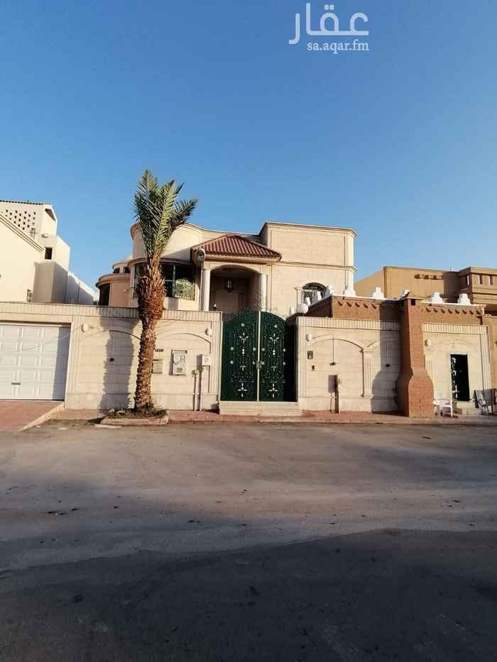 فيلا للبيع في شارع وادي نمر ، حي الحمراء ، الرياض ، الرياض
