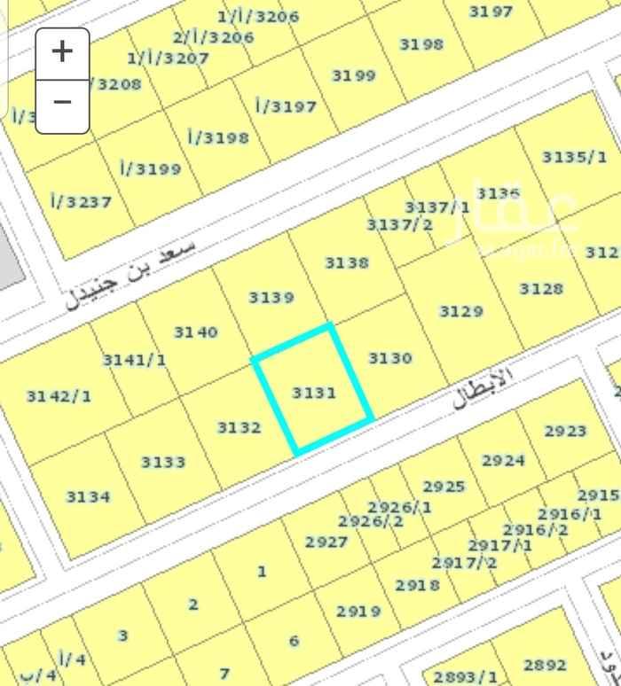 أرض للبيع في شارع الأدهم ، حي الصحافة ، الرياض ، الرياض