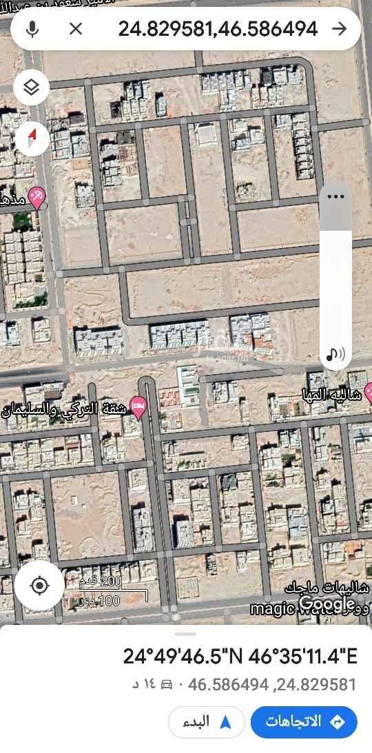 أرض للبيع في شارع عبدالستار الدهلوي ، حي القيروان ، الرياض ، الرياض