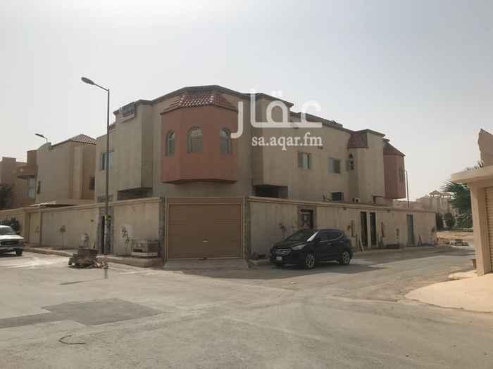 فيلا للإيجار في شارع الريف, الملك عبدالله, الرياض
