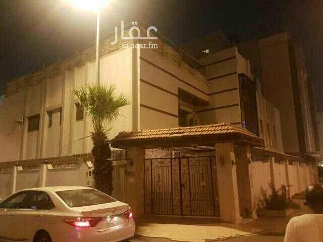 فيلا للبيع في شارع عباس الحلوانى ، حي الروضة ، جدة