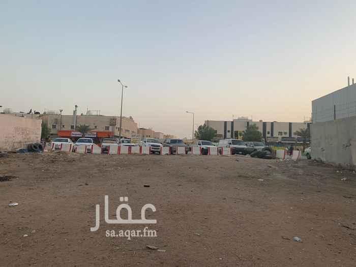 أرض للبيع في شارع ابي الاسود الدؤلي ، حي النسيم الشرقي ، الرياض ، الرياض