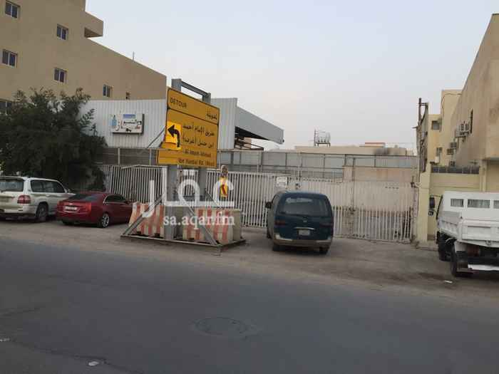 أرض للإيجار في شارع عبدالله بن مسعود ، حي النسيم الغربي ، الرياض