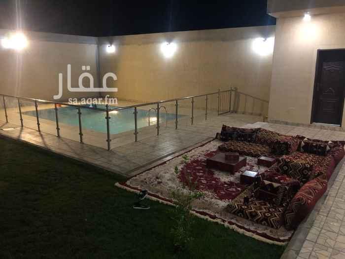 استراحة للإيجار في حي الخير ، الرياض
