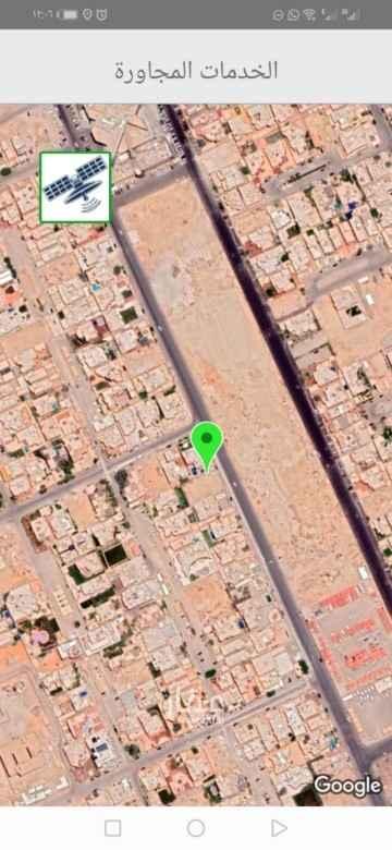 أرض للبيع في شارع الدوحة ، حي الحمراء ، الرياض