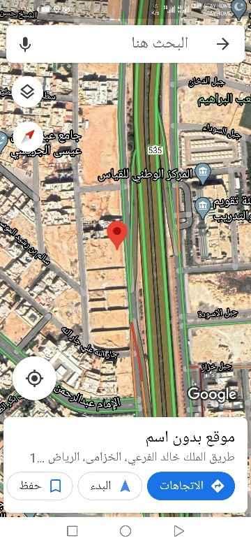 أرض للبيع في طريق الملك خالد الفرعي ، حي الخزامى ، الرياض ، الرياض