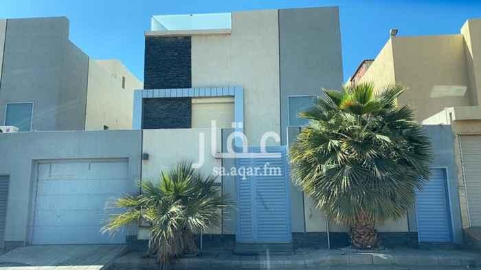 فيلا للإيجار في شارع الزرقاء ، حي الخزامى ، الرياض ، الرياض