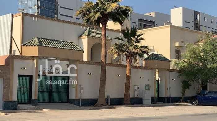 فيلا للبيع في شارع آل مقبل ، حي الرائد ، الرياض ، الرياض