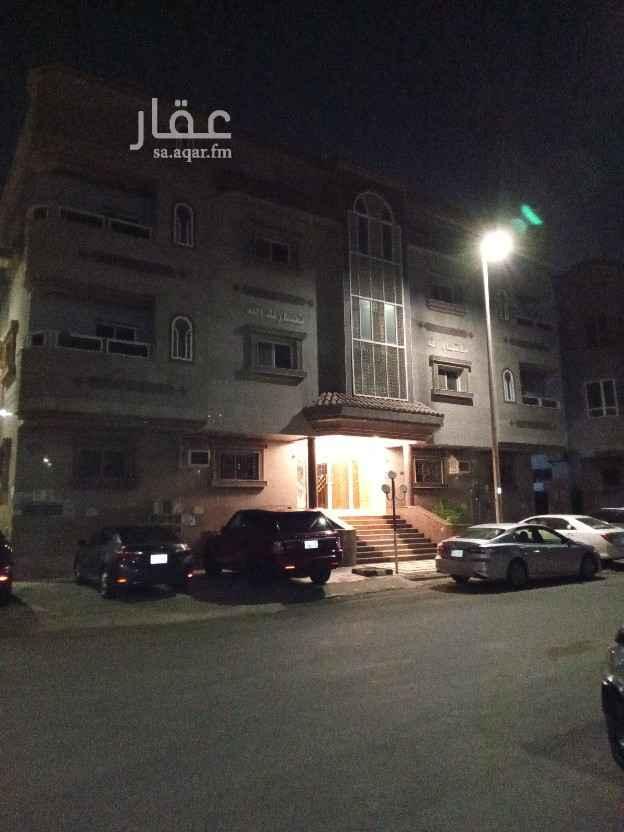 شقة للإيجار في شارع الجزاب ، حي الرحاب ، جدة ، جدة
