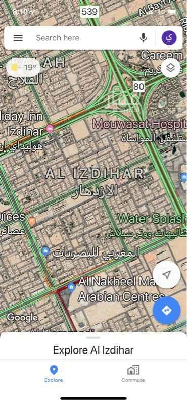 أرض للبيع في شارع أحمد الدمنهوري ، حي الازدهار ، الرياض ، الرياض