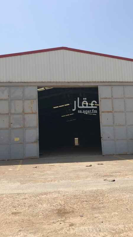 مستودع للإيجار في طريق الخرج الفرعي ، حي البرية ، الرياض