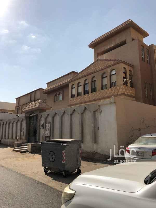 فيلا للبيع في شارع السمعاني ، حي الزهرة ، الرياض