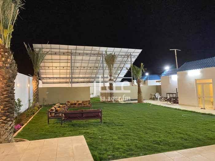 استراحة للبيع في حي الخير ، الرياض