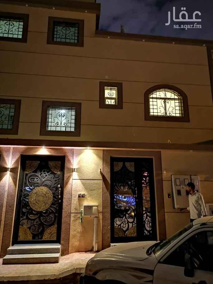 دور للإيجار في شارع جبل المعلق ، حي الدار البيضاء ، الرياض