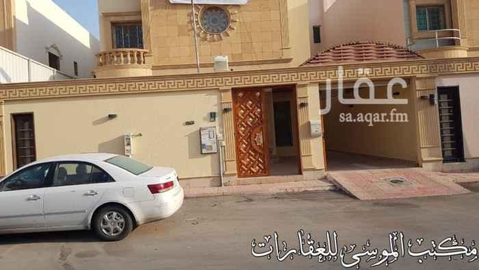 فيلا للبيع في شارع الملعب ، حي الصحافة ، الرياض