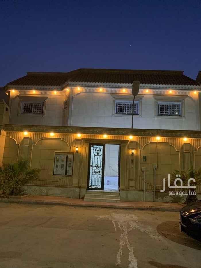 دور للإيجار في شارع النفل ، حي اليرموك ، الرياض ، الرياض