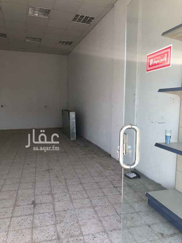 محل للإيجار في شارع محمد بن احمد بن سمكويه ، حي الرانوناء ، المدينة المنورة