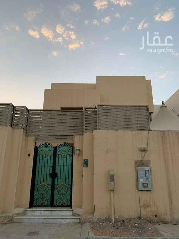 فيلا للإيجار في شارع محمد بن عبدالعزيز بن عبداللطيف ، حي الاندلس ، الرياض ، الرياض