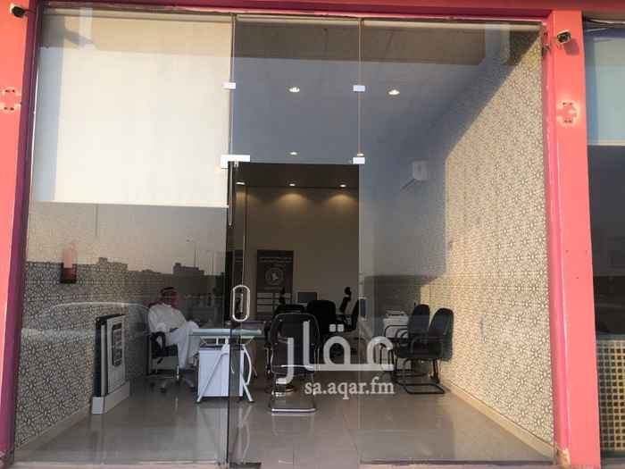 محل للبيع في طريق الامير تركي بن عبدالعزيز الاول ، الرياض