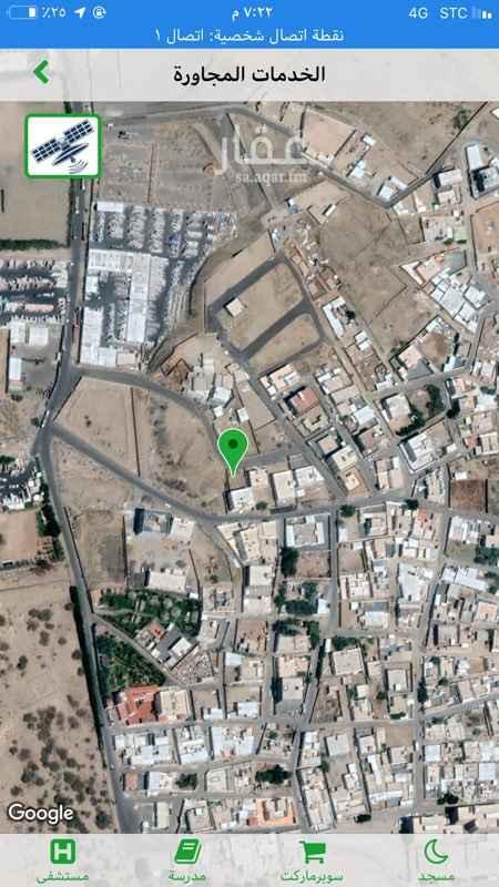 أرض للبيع في حي بحرة ، جدة