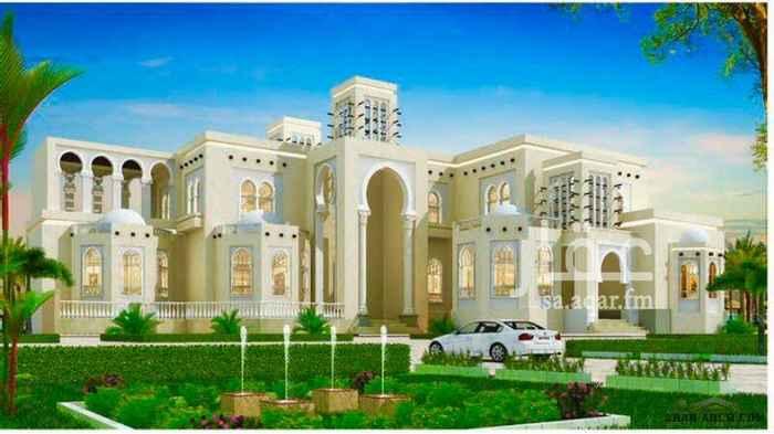فيلا للبيع في شارع طيبة ، حي حطين ، الرياض