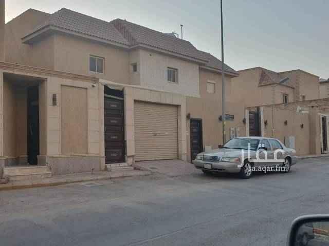 فيلا للبيع في شارع الهجرة ، حي الصحافة ، الرياض