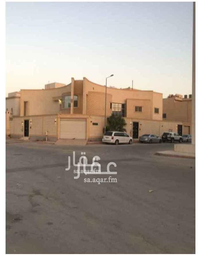 فيلا للبيع في شارع الحجاب ، حي الحمراء ، الرياض ، الرياض