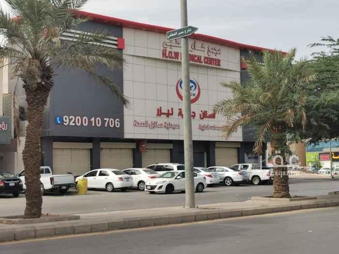 عمارة للإيجار في شارع ابن سينا ، حي المروج ، الرياض ، الرياض