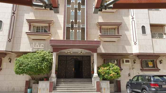 شقة للإيجار في شارع مالك بن قيس السالمي ، حي العزيزية ، جدة ، جدة