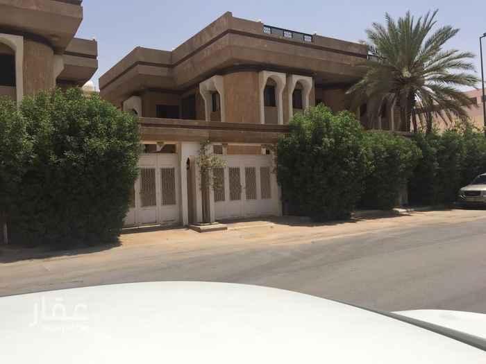 فيلا للبيع في شارع ابي الاسباط ، حي العليا ، الرياض ، الرياض