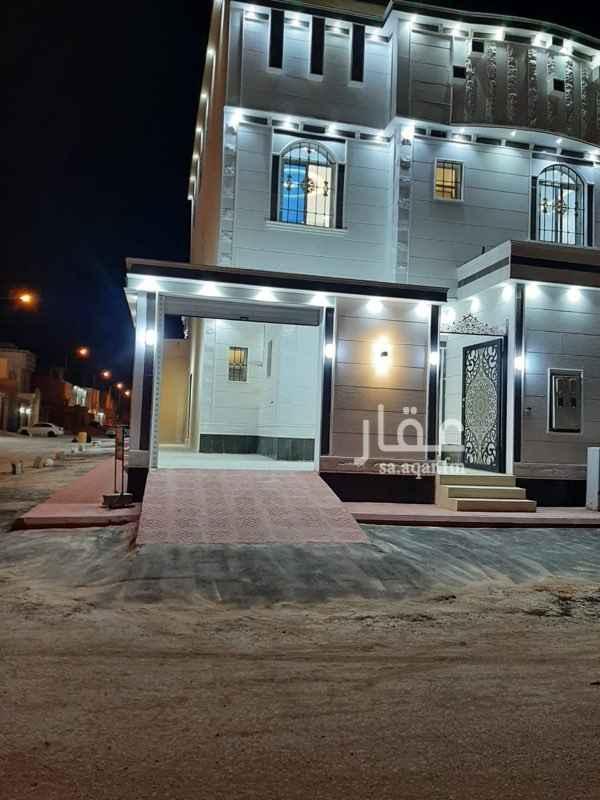 فيلا للبيع في شارع ابي القاسم السبتي ، حي الرمال ، الرياض ، الرياض