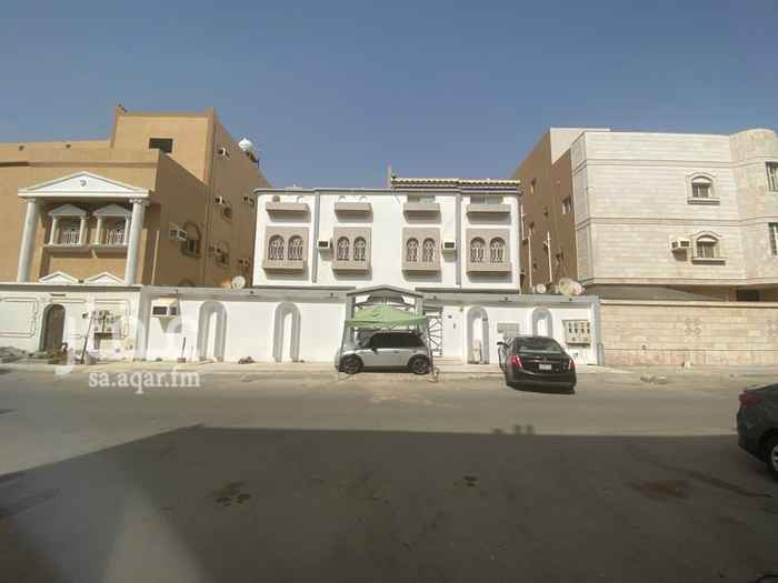 شقة للإيجار في شارع الحسين الجعفي ، حي الواحة ، جدة ، جدة
