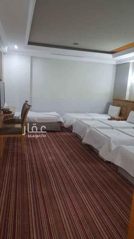 غرفة للإيجار في شارع صدقي ، حي العزيزية ، مكة