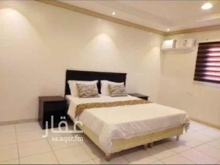 شقة مفروشة في حي الاندلس ، الرياض
